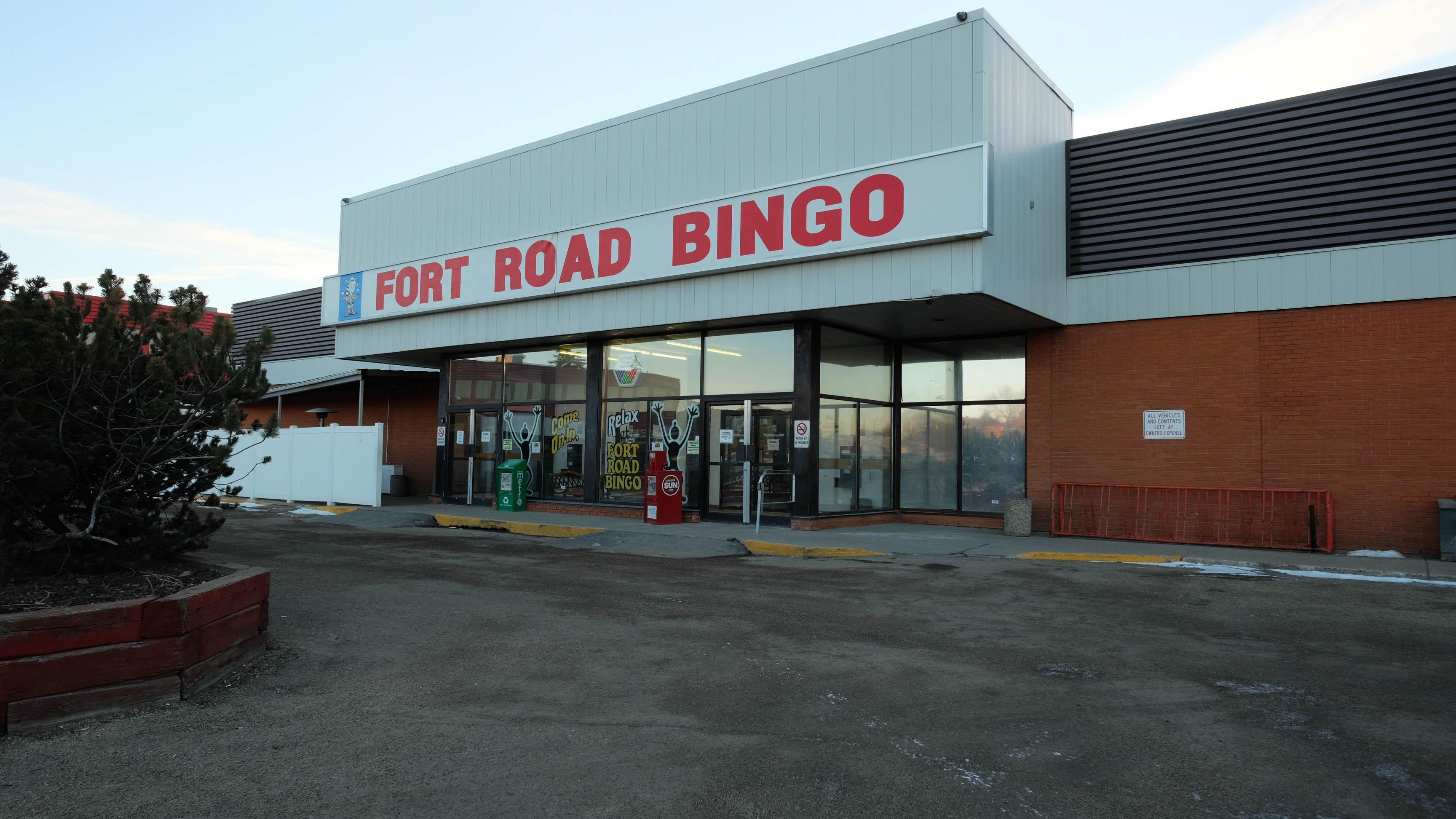 Fort Road Bingo